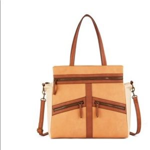Time and Tru Gigi Tote Bag
